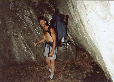 Pisgah Upper Creek 2004