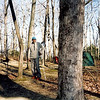 Here I am at Crowder Camp wearing my Patagonia Synchilla fleece zipneck pullover and my NF goretex pants.