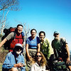 Here's the 2006 crew for a group shot on Cheoah Bald.