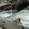 Baby Falls near the top lip.  Baby Falls is part of the Tellico River.