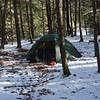 Big Pine Camp is a good spot and close to the river.