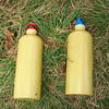 And here are my Sigg liter water bottles.