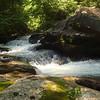 Another view near Buffalo Rock on Slickrock Creek.