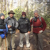 Pokey 2006, Wisenber and Jeffrey Hunter are pulling a dayhike loop and pass thru Snow Camp.
