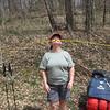Little Mitten is an expert at Tent Pole Yoga.