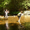 The cool clear waters of the Conasauga.