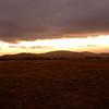 Sunset on the Huck.