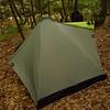 Choda's Lightheart Gear tent on Slickrock Creek.