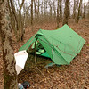 """My tent is at """"Camp 4"""" and Patman is in Camp 2 on Frog Mt."""