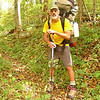 After 3 miles I make it to Barrel Gap on Trail 149 and make a short video at the trailpost.<br /> <br /> Trip 150 is all about doing trailwork on the Brush Mt trail, the most rugged and remote trail in the Citico wilderness of TN.