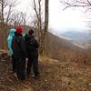 Kim shows some landmarks of Kilmer valley from 5,000 feet.