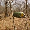 A good shot of the Keron tent on Bob Bald.