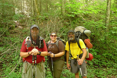 Backpack 2013  Trips 141--151