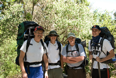2007-06 Ohlone Trail Backpack