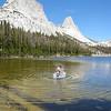 Nick in Matthes Lake