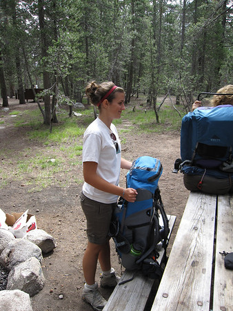 2009-07 Tuolumne Meadows Backpack