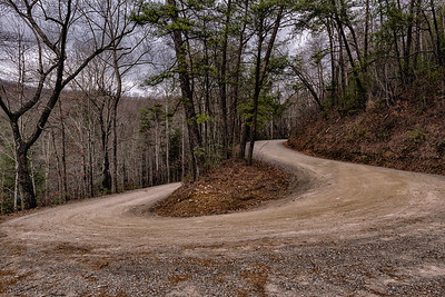 A hairpin turn on 32