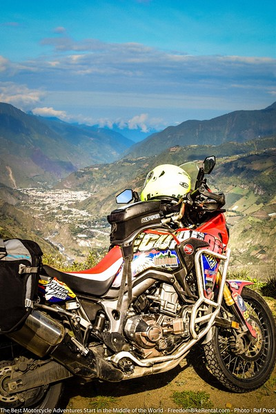 Backroads of Ecuador Tour March 2018