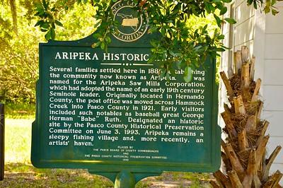 Aripeka, Fl