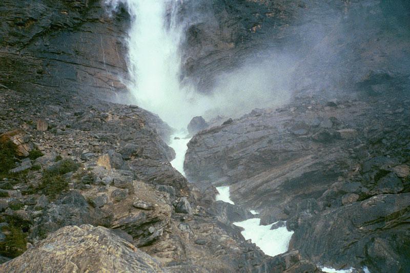 13 - Takakkaw Falls