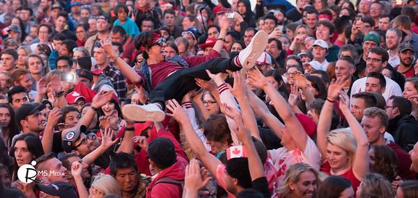 Canada Day Celebrations | Victoria Legislature Grounds | Victoria BC