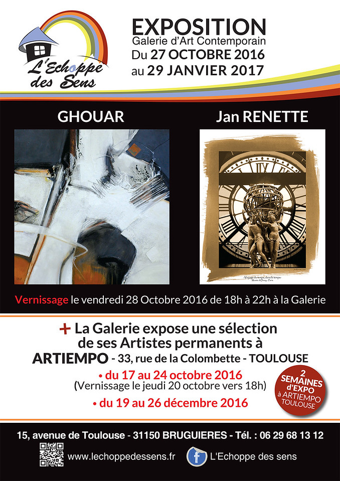 AFFICHE A3 EXPO OCT 2016