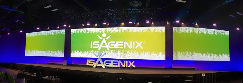 Isagenix NYKO - 2017