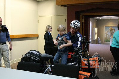 Ride for Early Childhood Literacy Jan14