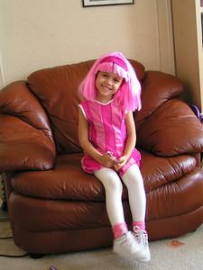 samantha pink wig