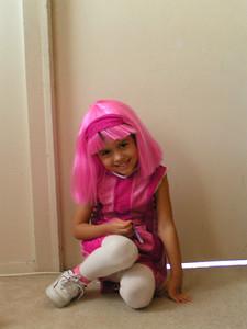 samantha pink wig 2