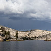 Storm Clouds Over the Eastern Sierras