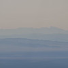 Hazy Mountain Horizon