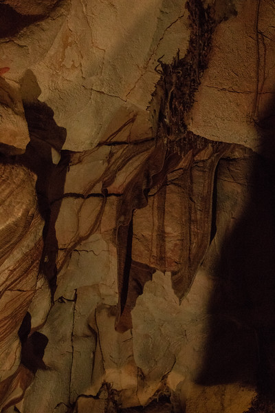 Lehman Caves Drapery