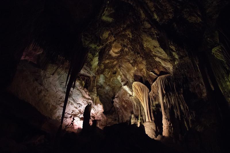 Lehman Caves Grand Palace