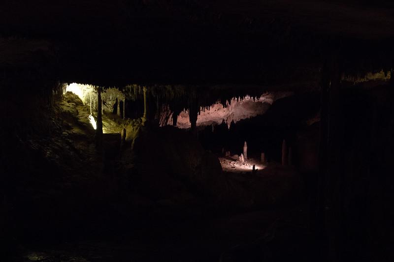 Lehman Caves Crawl Space