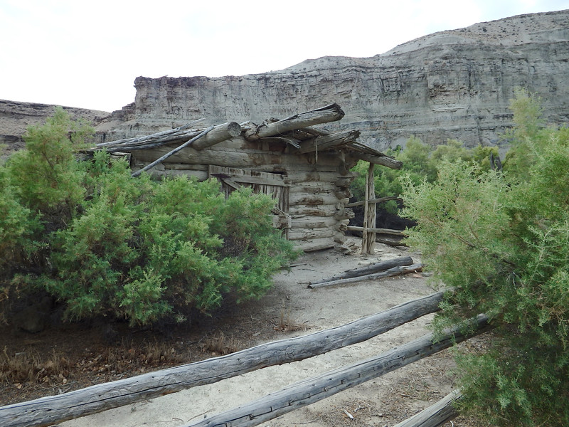 Historic Cabins at Sand Wash