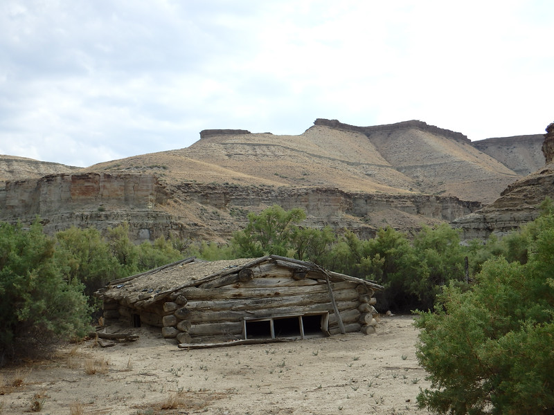 Historic Cabins at Sand Wash