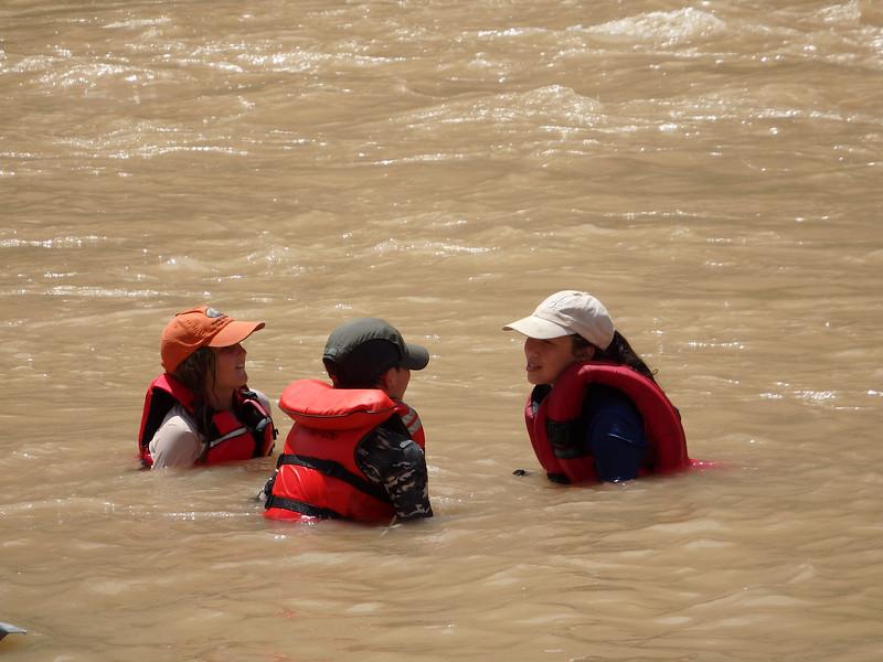 River Conversation