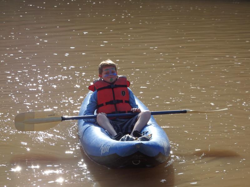 WarZinc on the River