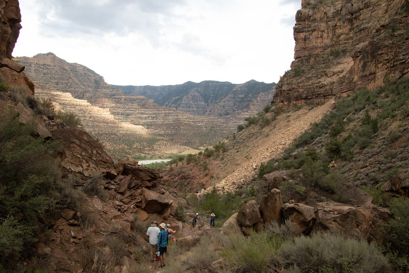 Trail Canyon Scramble