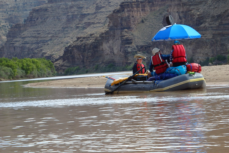 On the River, Day 1