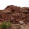 Rock Wall Near Old Homestead