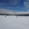 Fresh Snow in Hope Valley California