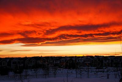 December 29th Sunset - 003