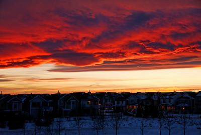 December 29th Sunset - 021