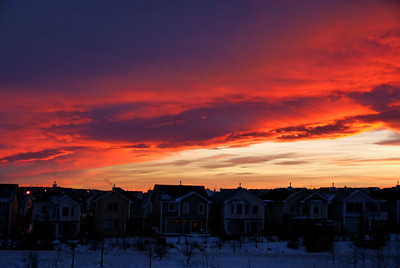 December 29th Sunset - 019