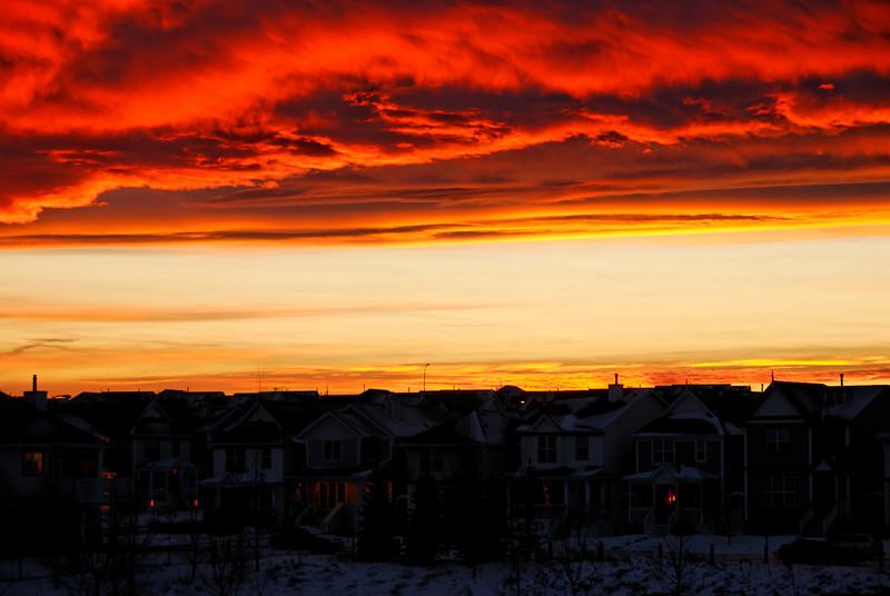 December 29th Sunset - 007