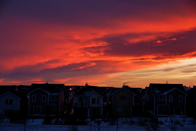 December 29th Sunset - 012