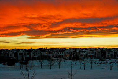 December 29th Sunset - 004