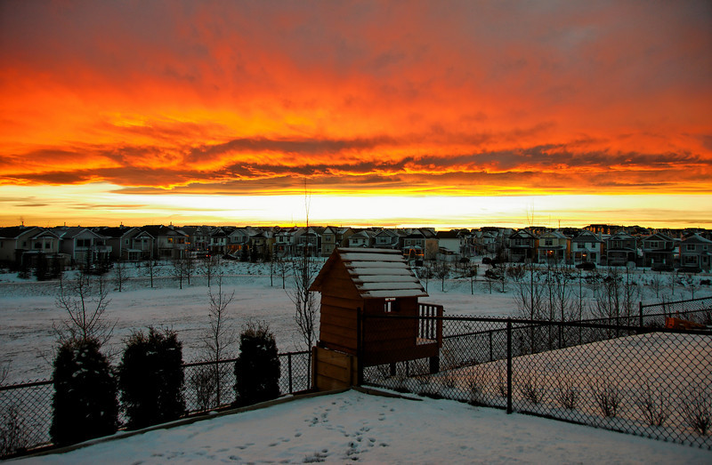 December 29th Sunset - 002